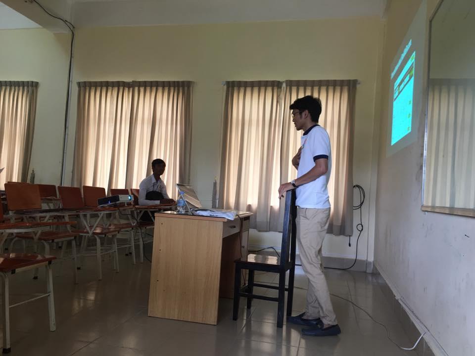 barcamp battambang langda chea