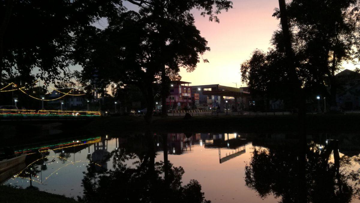 Siem Reap view