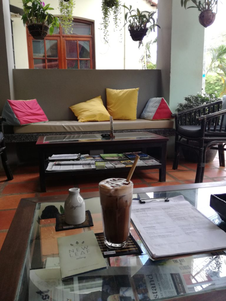 Siem Reap coffee